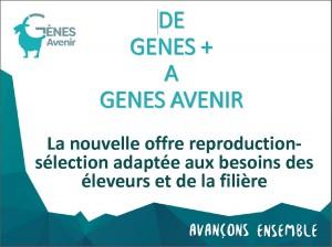 De Gènes + à Gènes Avenir